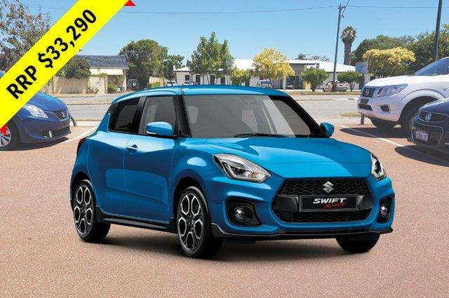 New Suzuki Swift AZ Sport, 2017 Suzuki Swift AZ Sport Speedy Blue 6 Speed Manual Hatchback