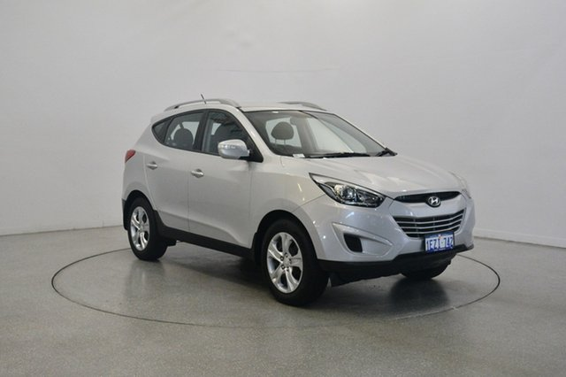 Used Hyundai ix35 LM3 MY14 Active, 2014 Hyundai ix35 LM3 MY14 Active Sleek Silver 6 Speed Sports Automatic Wagon
