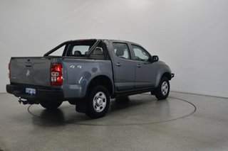 2015 Holden Colorado RG MY15 LS Crew Cab 4x2 Grey 6 Speed Sports Automatic Utility.