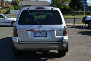 2007 Ford Escape ZC XLT Silver Automatic Wagon