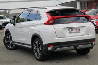 2019 Mitsubishi Eclipse Cross YA MY19 Exceed (2WD) Sterling Silver Continuous Variable Wagon.