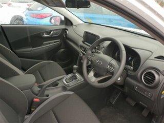 2018 Hyundai Kona OS MY18 Active D-CT AWD Blue Lagoon 7 Speed Sports Automatic Dual Clutch Wagon.