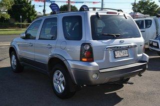 2007 Ford Escape ZC XLT Silver 4 Speed Automatic Wagon.