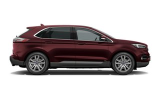 2019 Ford Endura CA 2019MY Titanium SelectShift AWD Burgundy 8 Speed Sports Automatic Wagon.