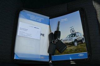 2007 Ford Escape ZC XLT Silver 4 Speed Automatic Wagon