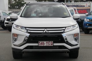 2019 Mitsubishi Eclipse Cross YA MY19 Exceed (2WD) Sterling Silver Continuous Variable Wagon