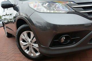 2014 Honda CR-V RM MY14 DTi-S 4WD Grey 5 Speed Automatic Wagon.