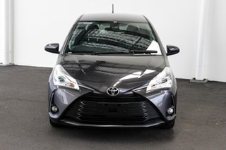 2017 Toyota Yaris NCP131R ZR Graphite 4 Speed Automatic Hatchback.