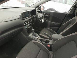 2018 Hyundai Kona OS MY18 Active D-CT AWD Blue Lagoon 7 Speed Sports Automatic Dual Clutch Wagon