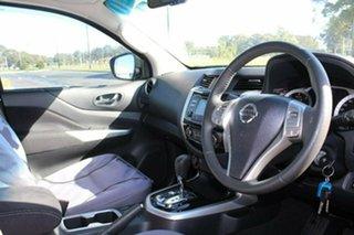2017 Nissan Navara D23 Series II ST (4x4) Red 7 Speed Automatic Dual Cab Utility