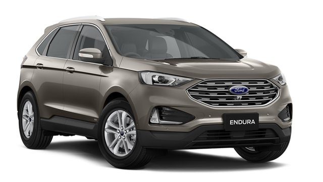 New Ford Endura CA 2019MY Trend SelectShift AWD, 2018 Ford Endura CA 2019MY Trend SelectShift AWD Grey 8 Speed Sports Automatic Wagon