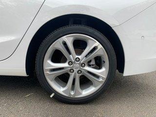 2018 Holden Astra BL MY18 LTZ Summit White 6 Speed Automatic Sedan
