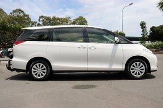 2013 Toyota Tarago ACR50R MY13 GLi White 7 Speed Constant Variable Wagon