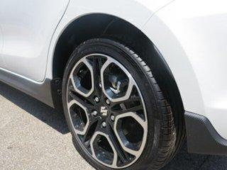 2018 Suzuki Swift MY18 Sport White 6 Speed Automatic Hatchback.