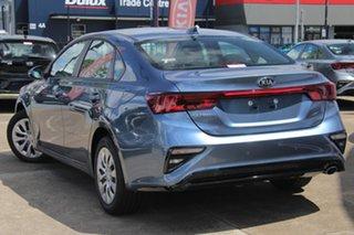 2018 Kia Cerato BD MY19 S Horizon Blue 6 Speed Sports Automatic Sedan.