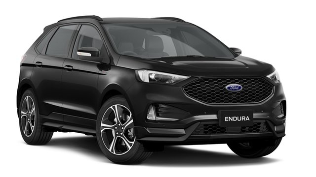 New Ford Endura CA 2019MY ST-Line SelectShift FWD, 2019 Ford Endura CA 2019MY ST-Line SelectShift FWD Agate Black 8 Speed Sports Automatic Wagon
