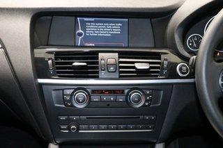 2012 BMW X3 F25 xDrive 20I Champagne 8 Speed Automatic Wagon