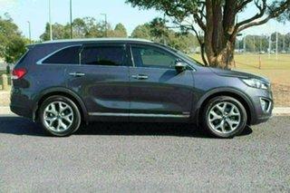 2015 Kia Sorento UM MY16 Platinum AWD Platinum Graphite Sports Automatic Wagon.