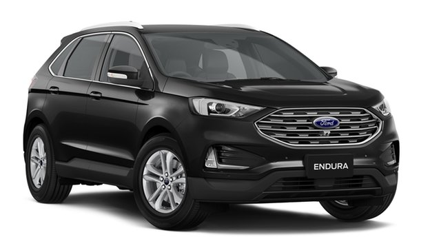 New Ford Endura CA 2019MY Trend SelectShift FWD, 2019 Ford Endura CA 2019MY Trend SelectShift FWD Black 8 Speed Sports Automatic Wagon