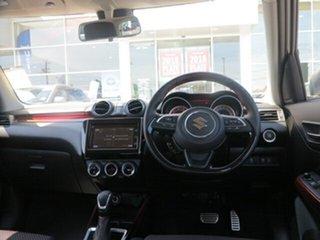 2018 Suzuki Swift MY18 Sport White 6 Speed Automatic Hatchback