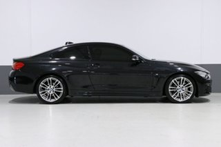 2016 BMW 430i F32 MY16.5 M Sport Black 8 Speed Automatic Coupe