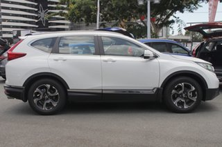 2019 Honda CR-V RW MY19 VTi-S 4WD White Orchid 1 Speed Constant Variable Wagon.