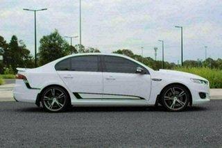 2016 Ford Falcon FG X XR8 White 6 Speed Sports Automatic Sedan.