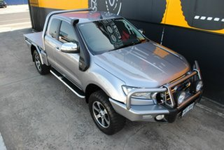 2015 Ford Ranger PX MkII XLT Super Cab Aluminium 6 Speed Manual Utility
