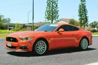2016 Ford Mustang FM 2017MY GT Fastback Deep Orange Manual Fastback