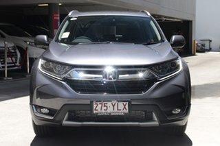 2018 Honda CR-V RW MY18 VTi-L FWD Modern Steel 1 Speed Constant Variable Wagon