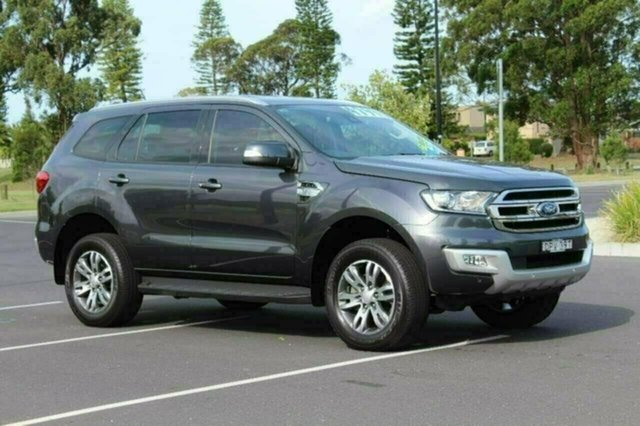 Used Ford Everest UA Trend 4WD, 2017 Ford Everest UA Trend 4WD Magnetic Sports Automatic Wagon