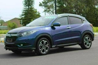 2015 Honda HR-V VTi-L Blue Continuous Variable Wagon