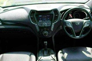 2015 Hyundai Santa Fe DM MY15 Highlander CRDi (4x4) Platinum Silver 6 Speed Automatic Wagon