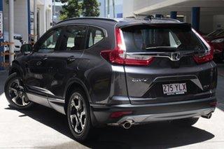 2018 Honda CR-V RW MY18 VTi-L FWD Modern Steel 1 Speed Constant Variable Wagon.