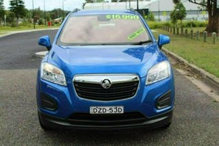 2013 Holden Trax TJ LS Blue 6 Speed Automatic Wagon