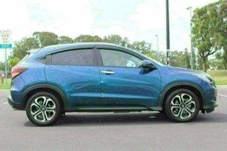 2015 Honda HR-V VTi-L Blue Continuous Variable Wagon.