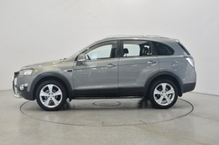 2011 Holden Captiva CG Series II 7 AWD LX Grey 6 Speed Sports Automatic Wagon