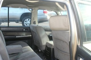 2005 Nissan Patrol GU IV MY05 ST Gold 5 Speed Manual Wagon