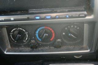 2005 Nissan Patrol GU IV MY05 ST Gold 5 Speed Manual Wagon