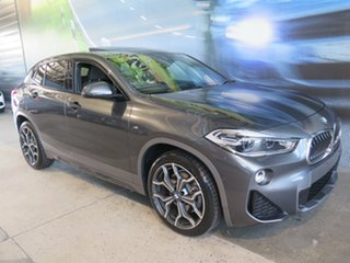 2018 BMW X2 F39 MY18 sDrive20i M Sport Mineral Grey 7 Speed Auto Dual Clutch Wagon