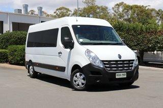 2014 Renault Master X62 MY13 3.5 LWB Mid White 6 Speed Automated Manual Van.