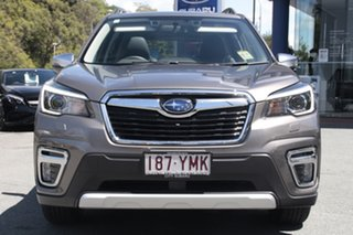 2018 Subaru Forester S5 MY19 2.5i-S CVT AWD Sepia Bronze 7 Speed Constant Variable Wagon