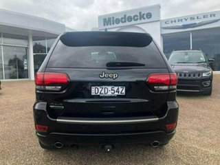 2016 Jeep Grand Cherokee WK MY16 75TH Anniversary (4x4) Brilliant Black Crystal Pearl 8 Speed