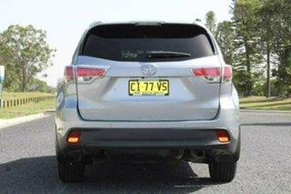 2016 Toyota Kluger GSU55R GXL (4x4) Silver 6 Speed Automatic Wagon