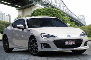 2018 Subaru BRZ Z1 MY18 White Crystal 6 Speed Manual Coupe.