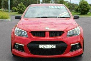 2014 Holden Special Vehicles Clubsport GEN F R8 Sting 6 Speed Manual Sedan