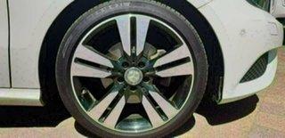 2013 Mercedes-Benz A200 CDI W176 D-CT Cirrus White Sports Automatic Dual Clutch Hatchback