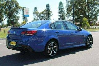 2017 Holden Commodore VF II MY17 SV6 Slipstream Blue 6 Speed Automatic Sedan.