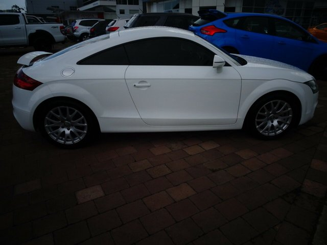 Used Audi TT 8J MY12 , 2011 Audi TT 8J MY12 White 6 Speed Manual Coupe