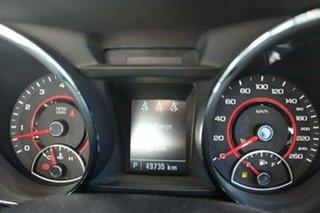 2017 Holden Commodore VF II MY17 SV6 Slipstream Blue 6 Speed Automatic Sedan